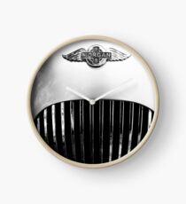 Morgan vintage collection car Clock