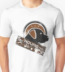 Hound Fit Fence panel banner Unisex T-Shirt