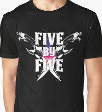 Five by Five Graphic T-Shirt