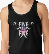 Five by Five Tank Top