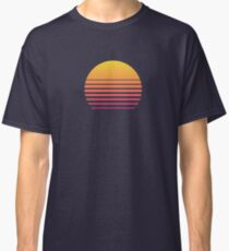 Sunset Ocean Classic T-Shirt