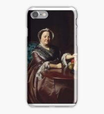 John Singleton Copley, Mrs. Joseph Barrell (Hannah Fitch) 2 iPhone Case/Skin