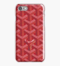 Goyard Red Original Perfect Gifts phone Case iPhone Case/Skin