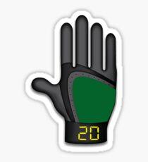 Gary Payton - The Glove Sticker