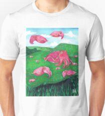 A Cuddle of Cuttlefish Unisex T-Shirt