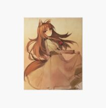 Horo the Wise Wolf Art Board