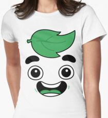 guava juice t-shirt for girls shirt Womens Fitted T-Shirt