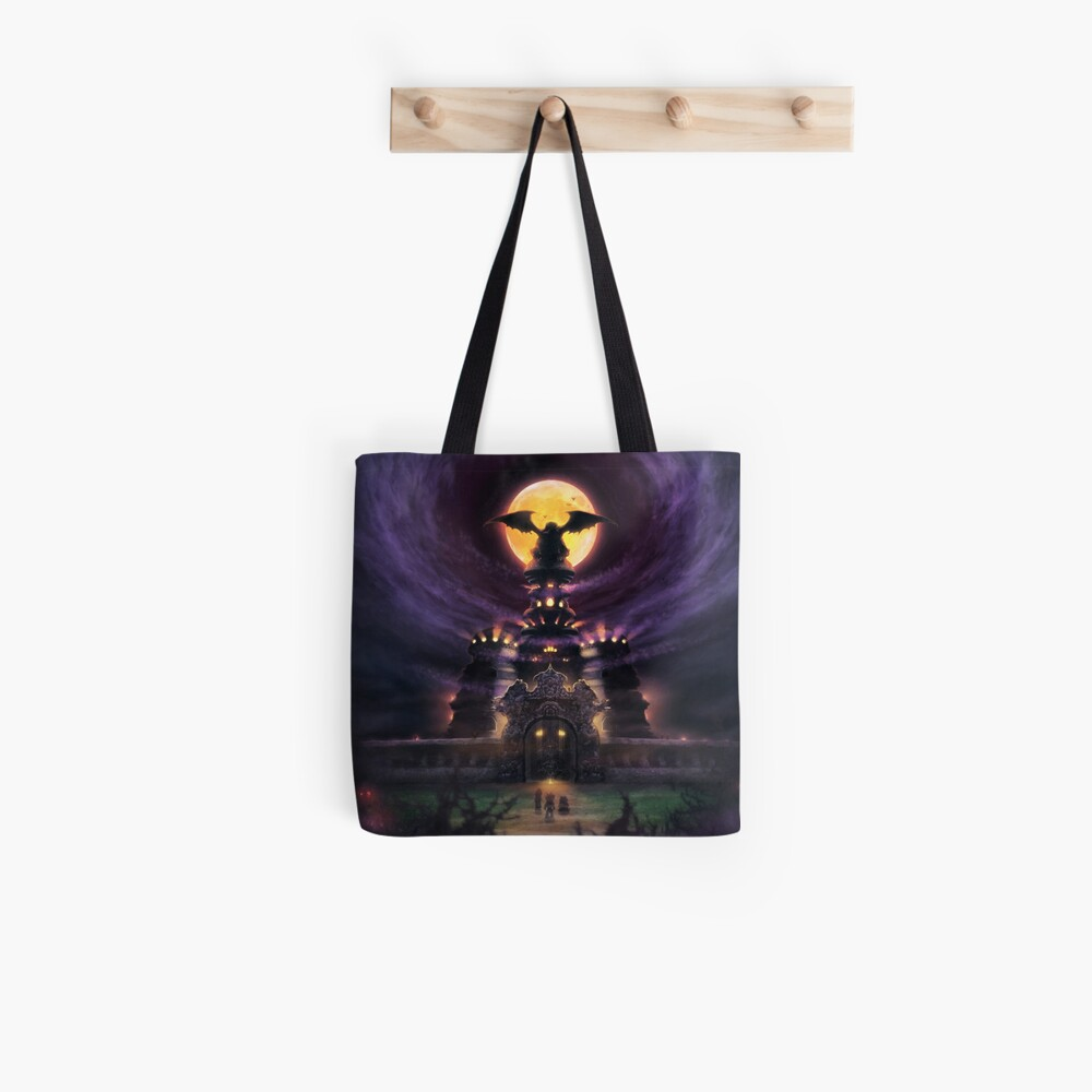 Magus Castle  Tote Bag