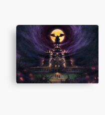 Magus Castle  Canvas Print