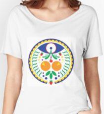 Fruit Mandala Women's Relaxed Fit T-Shirt