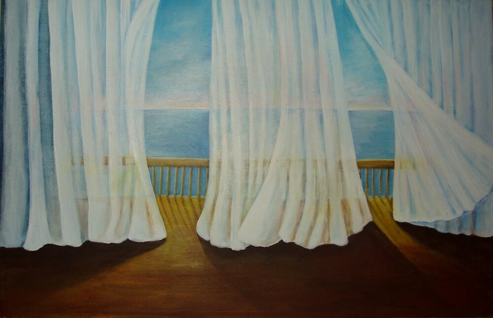 Room with a View by Eileen Kasprick