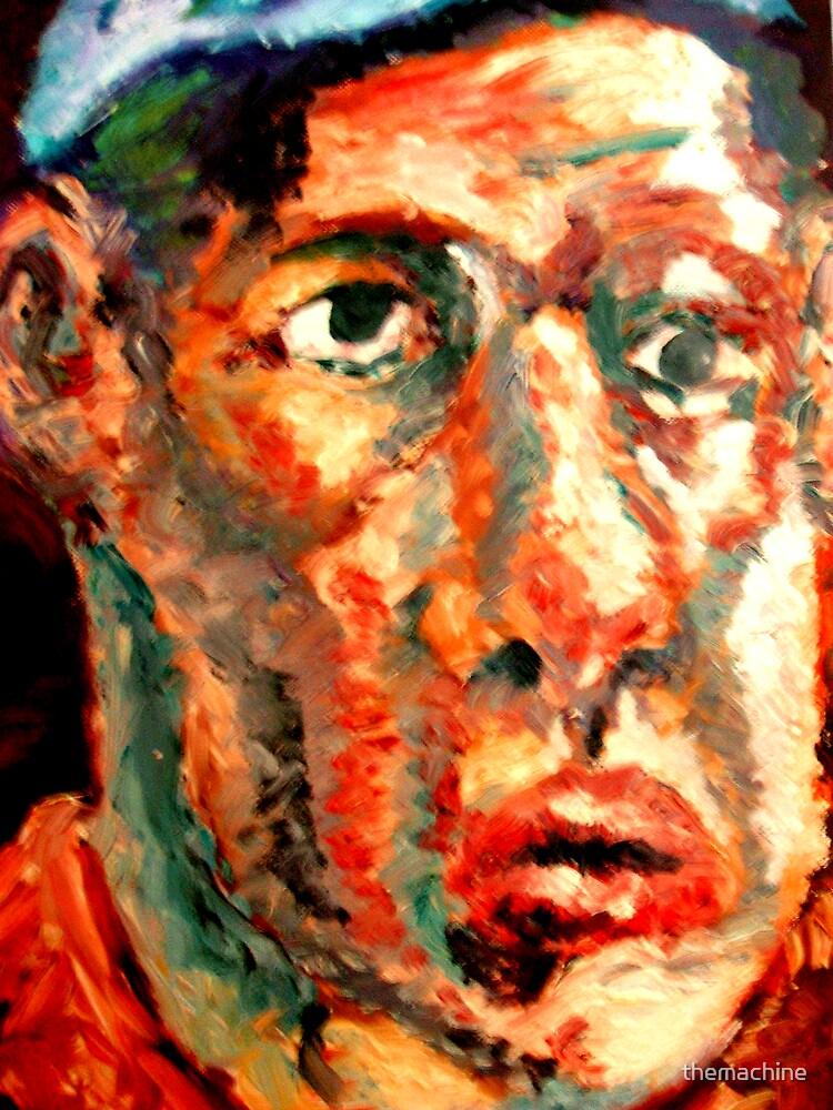 Self portrait #2 by themachine