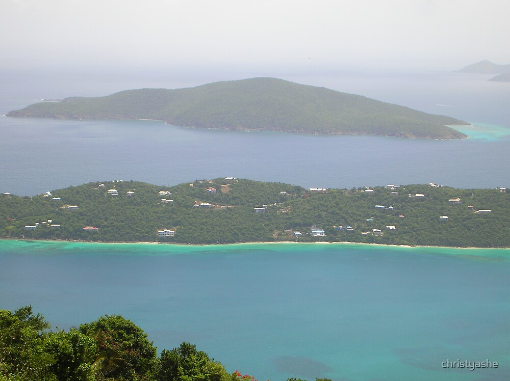 Islands  by christyashe