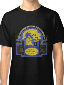 King Gizzard and The Lizard Wizard - Flying Microtonal Banana Vector Classic T-Shirt