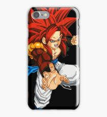 gogeta 4 iPhone Case/Skin