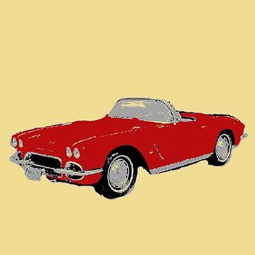Lola: The '62 Corvette by Britisaur