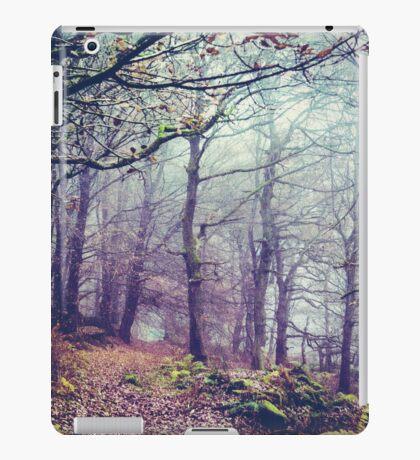 Peak District Forest  iPad Case/Skin