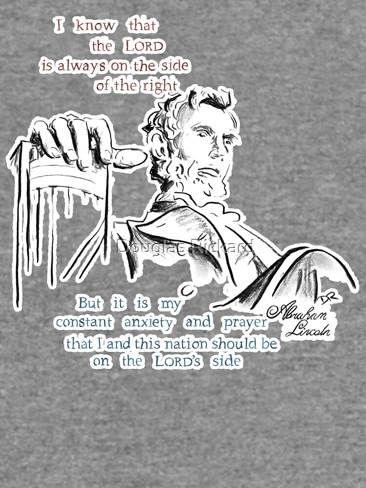 Abraham Lincoln Picture Quote - The Nation by douglasrickard