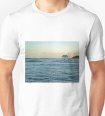 Location, Location, Location!  Stick House on The Ocean T-Shirt