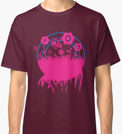 garden float Classic T-Shirt