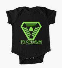 TriOptimum Corporation One Piece - Short Sleeve