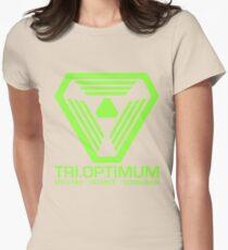 TriOptimum Corporation Womens Fitted T-Shirt