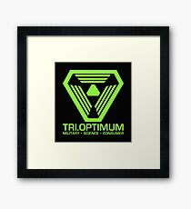 TriOptimum Corporation Framed Print