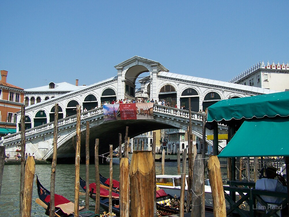 Rialto Bridge by Liam Rand