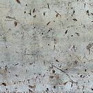 Urban concrete marked and damaged by Boxzero