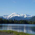 Berg Shuksan, WA, USA von JCDesignsUK