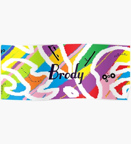 Brody - your birth name Poster