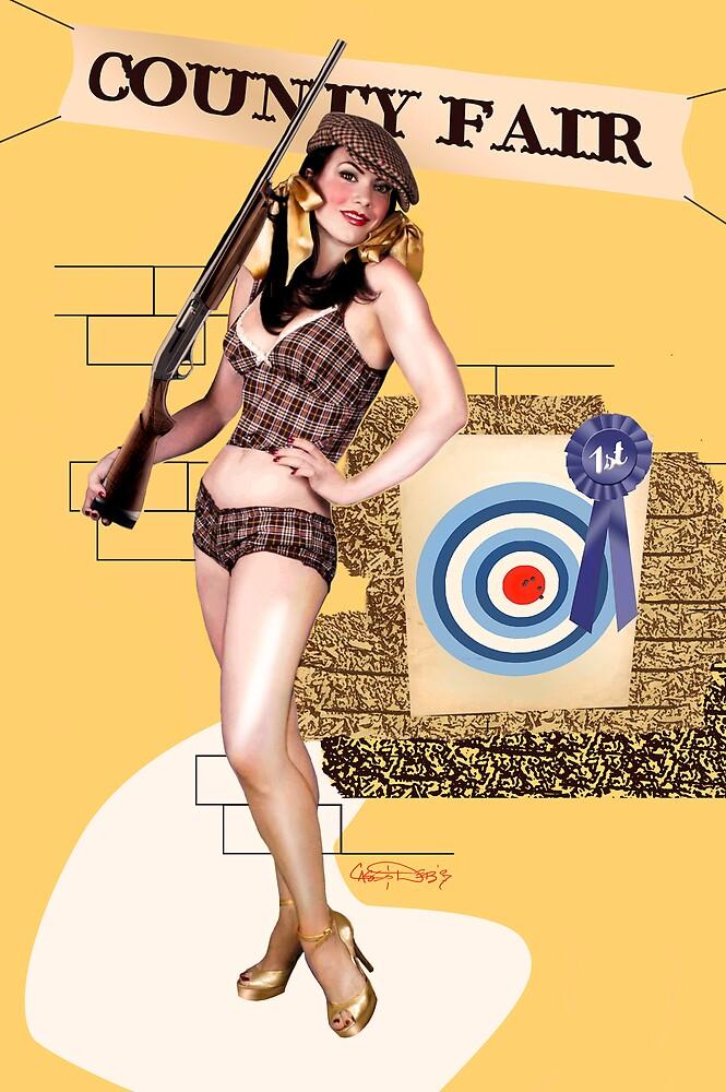 Bullseye! by caseycastille