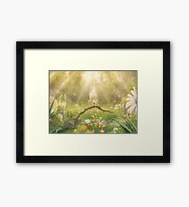 We'll Follow You Forever Framed Print