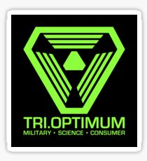 TriOptimum Corporation Sticker