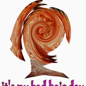 Bad Hair Day by ZalSaadi