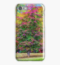 Holly Jolly Tree iPhone Case/Skin