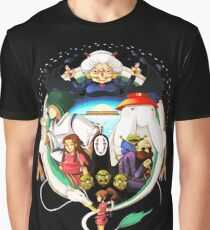 studio ghibli Graphic T-Shirt
