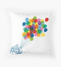 Là-haut - Up Throw Pillow
