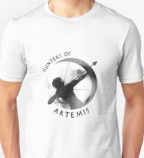 Jäger der Artemis (dunkel) Slim Fit T-Shirt