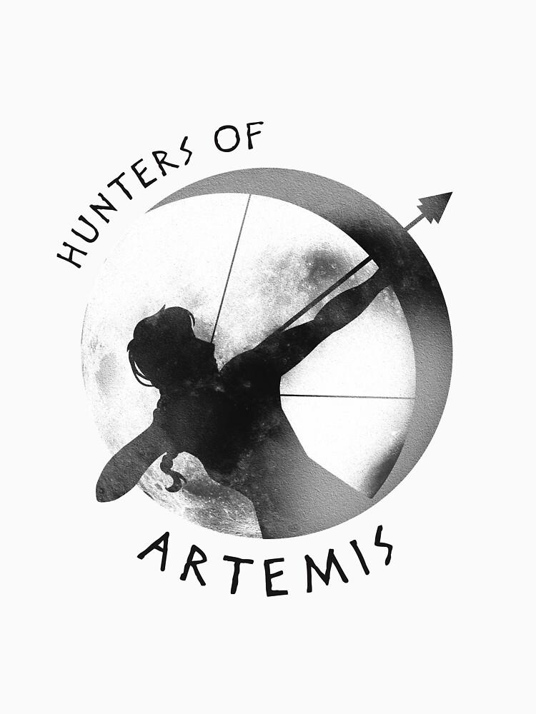 Cazadores de Artemisa (oscuro) de Kitshunette