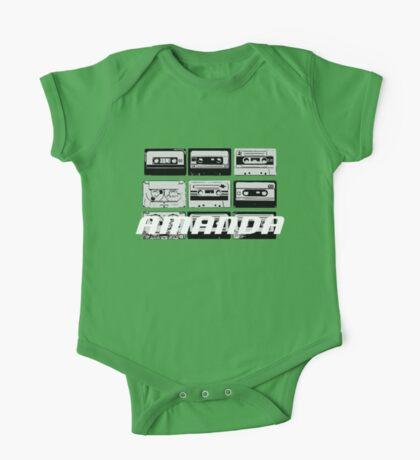 Amanda: Cassette Tapes Kids Clothes