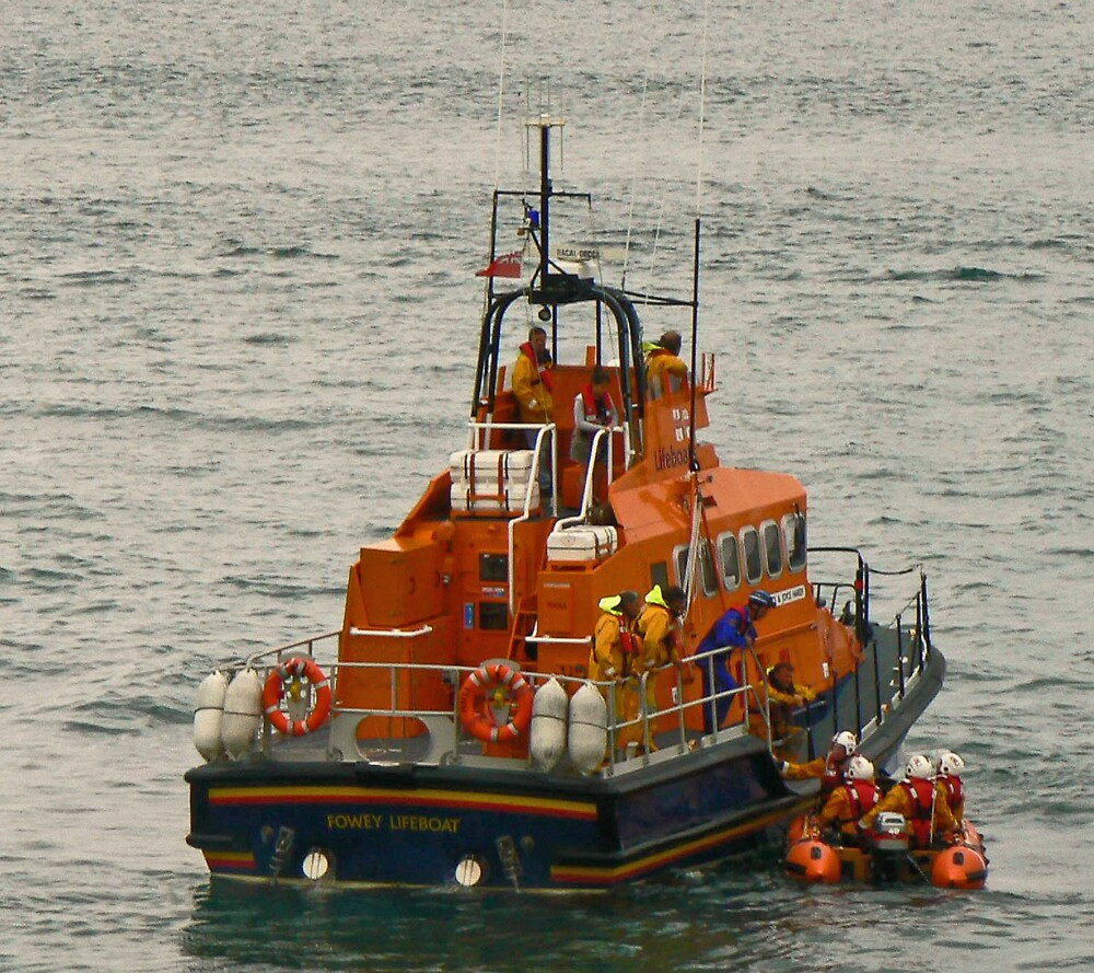 Life Boat by Michael Barber4