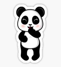 Laughing Panda Sticker