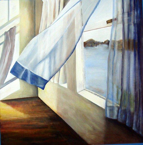 Cindy's Window by Eileen Kasprick