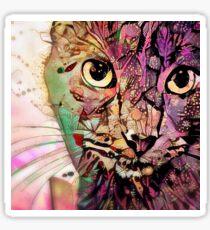 Catnip Daydream (Electric Catnip) Sticker