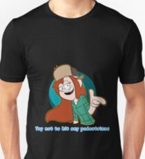 Wendy-Try Not to Hit Any Pedestrians Unisex T-Shirt