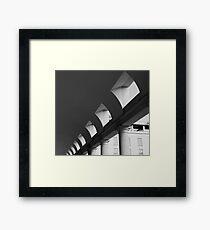 Bow Framed Print