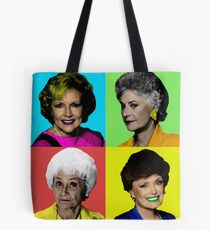 The Golden Girls 4 Way Color Tote Bag