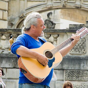 West Country Busker by Godlesswanderer