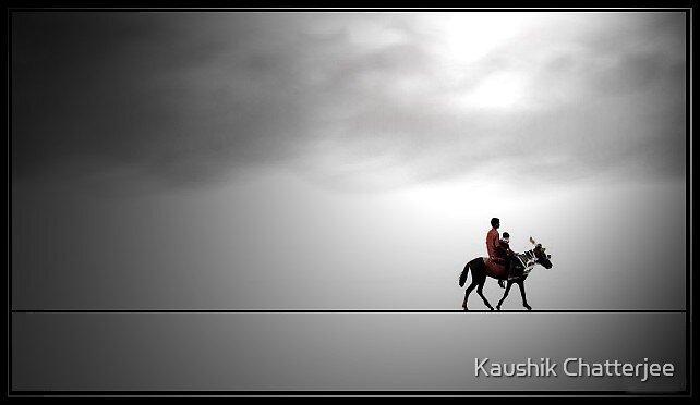 Riding Joy by Kaushik Chatterjee